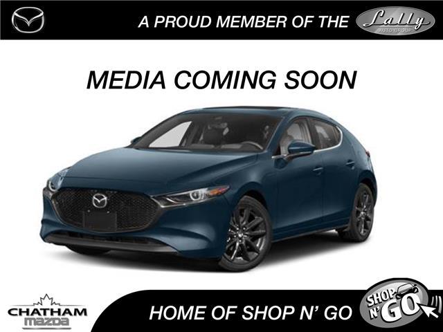 2020 Mazda Mazda3 Sport GT (Stk: NM3497) in Chatham - Image 1 of 10
