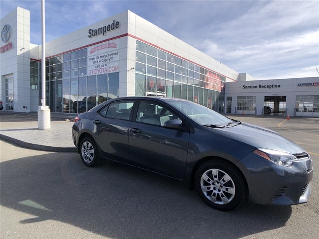 2016 Toyota Corolla LE (Stk: 9394A) in Calgary - Image 1 of 21