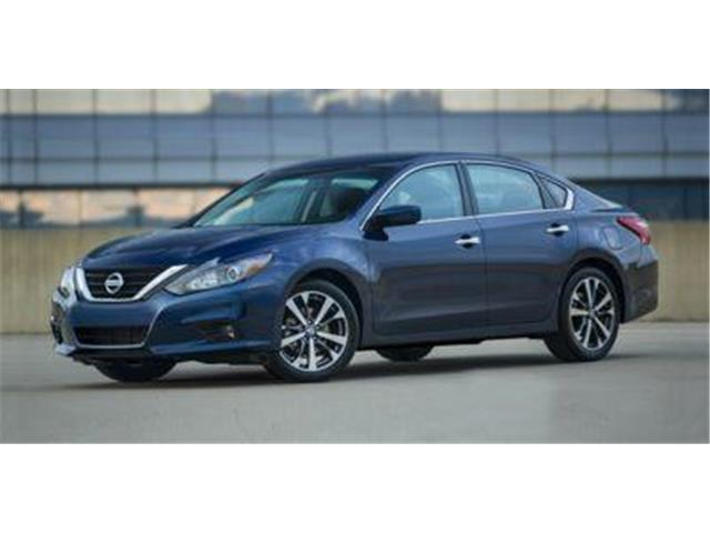 Used 2016 Nissan Altima 2.5 SL Tech  - St. John\'s - Hickman Chrysler Dodge Jeep