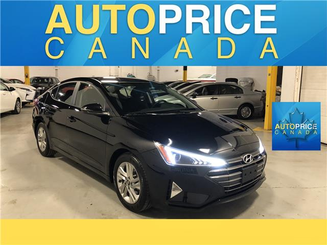 2019 Hyundai Elantra Preferred (Stk: A2102) in Mississauga - Image 1 of 26