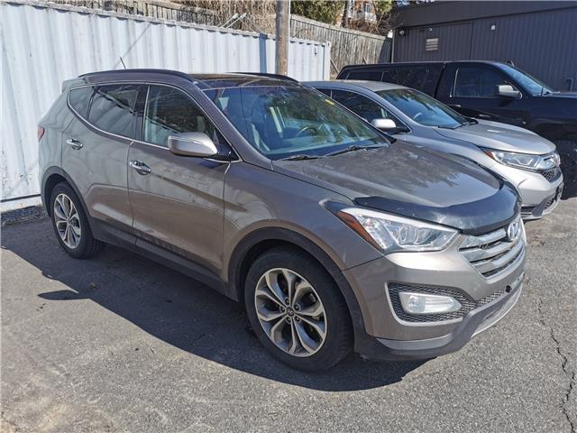 2014 Hyundai Santa Fe Sport 2.0T Limited (Stk: U-0725) in Huntsville - Image 1 of 7