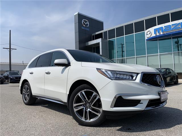 2017 Acura MDX Navigation Package (Stk: UM2585) in Chatham - Image 1 of 25