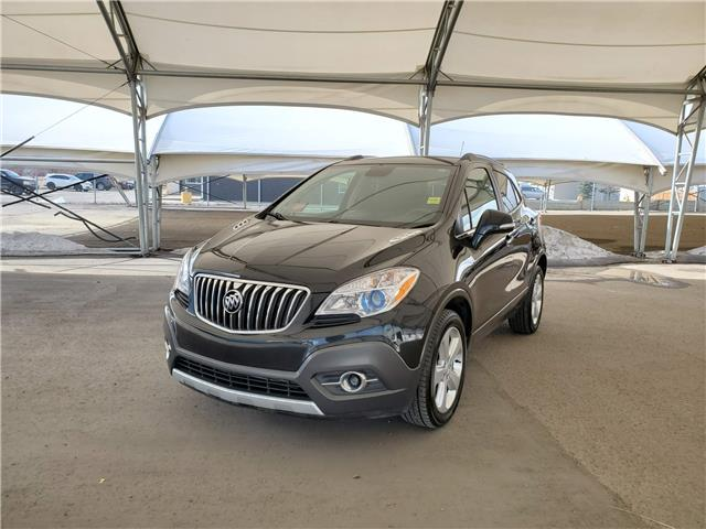 2016 Buick Encore Leather KL4CJGSB3GB665968 147755 in AIRDRIE