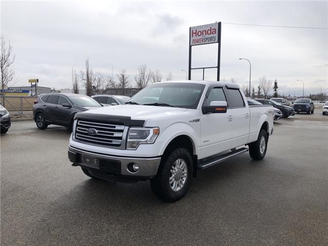 2013 Ford F-150 Lariat (Stk: H16-5142A) in Grande Prairie - Image 1 of 27