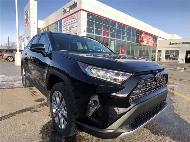 2021 Toyota RAV4 Limited (Stk: 210502) in Calgary - Image 1 of 21