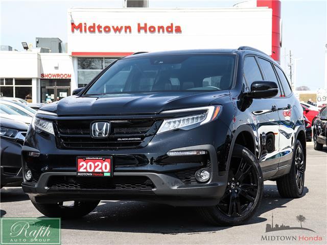 2020 Honda Pilot Black Edition (Stk: 2210815A) in North York - Image 1 of 30