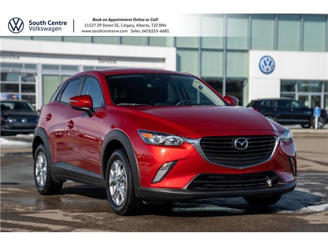 2018 Mazda CX-3 GS (Stk: U6689) in Calgary - Image 1 of 41