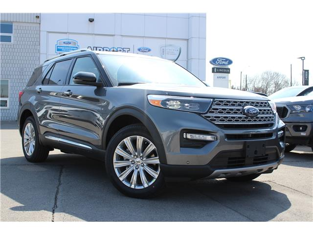 2021 Ford Explorer Limited (Stk: 210172) in Hamilton - Image 1 of 27