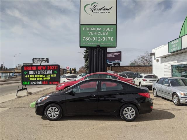 2017 Hyundai Accent SE (Stk: HW1111) in Edmonton - Image 1 of 22
