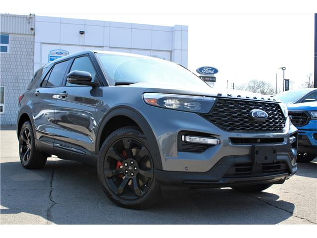 2021 Ford Explorer ST (Stk: 210171) in Hamilton - Image 1 of 29