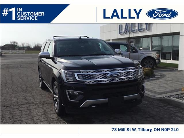 2021 Ford Expedition Platinum (Stk: ED27444) in Tilbury - Image 1 of 8