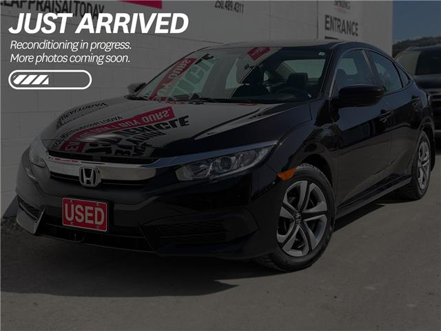 2016 Honda Civic LX (Stk: B11896B) in North Cranbrook - Image 1 of 15