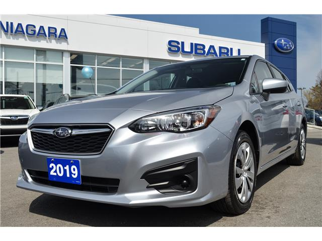 2019 Subaru Impreza Convenience (Stk: Z1878) in St.Catharines - Image 1 of 23
