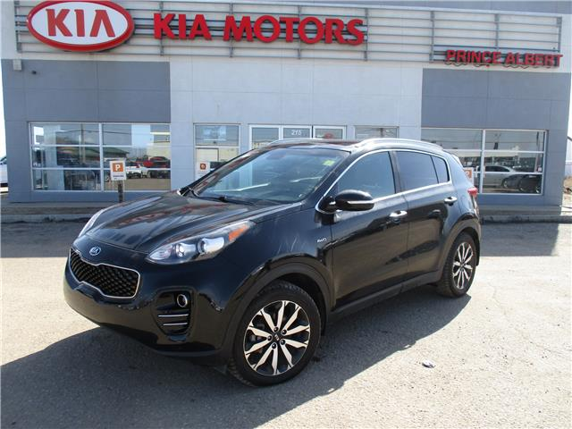 2017 Kia Sportage EX (Stk: 41028A) in Prince Albert - Image 1 of 21
