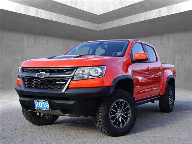 2019 Chevrolet Colorado ZR2 (Stk: 9714A) in Penticton - Image 1 of 23