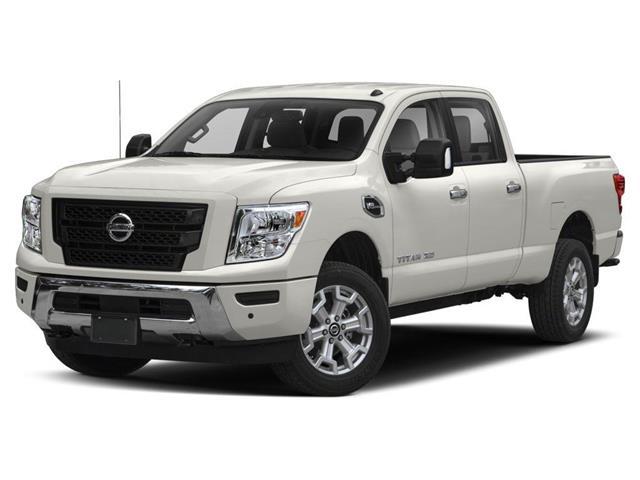 2021 Nissan Titan XD Platinum Reserve (Stk: 91920) in Peterborough - Image 1 of 9