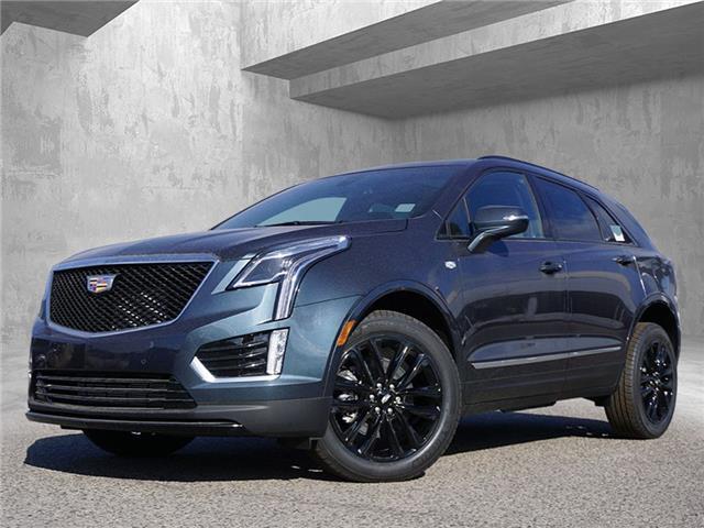 2021 Cadillac XT5 Sport (Stk: 21-452) in Kelowna - Image 1 of 16