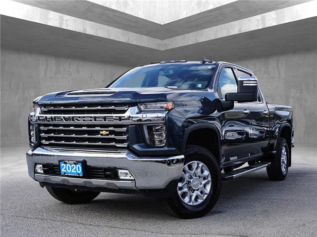 2020 Chevrolet Silverado 3500HD LTZ (Stk: N27021A) in Penticton - Image 1 of 26