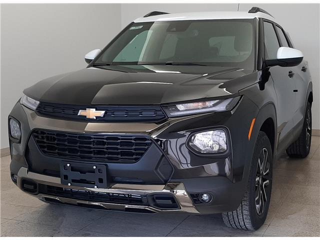 2021 Chevrolet TrailBlazer ACTIV (Stk: 12016) in Sudbury - Image 1 of 12