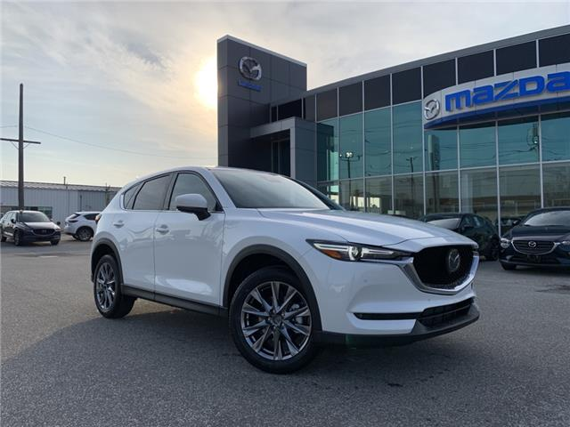 2021 Mazda CX-5 Signature (Stk: NM3485) in Chatham - Image 1 of 23