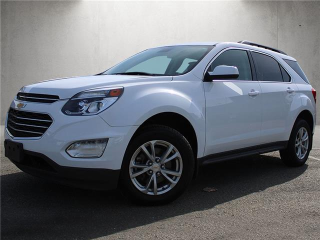 2017 Chevrolet Equinox LT (Stk: M21-0155P) in Chilliwack - Image 1 of 15