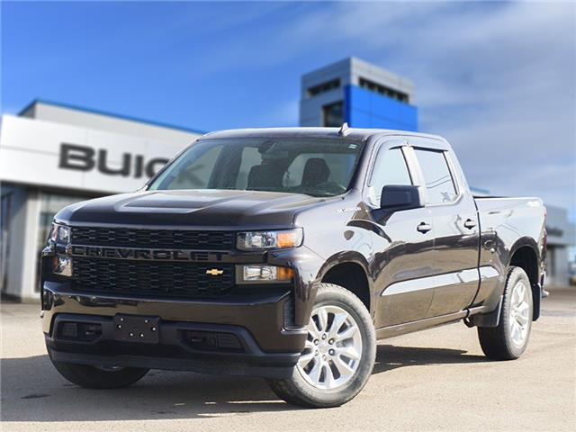 2019 Chevrolet Silverado 1500 Silverado Custom (Stk: T21-1820A) in Dawson Creek - Image 1 of 15