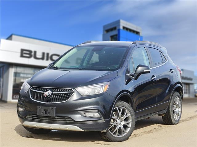 2018 Buick Encore Sport Touring (Stk: ) in Dawson Creek - Image 1 of 16