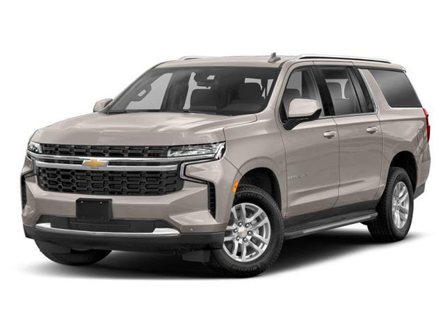 2021 Chevrolet Suburban LT (Stk: 21107) in STETTLER - Image 1 of 9
