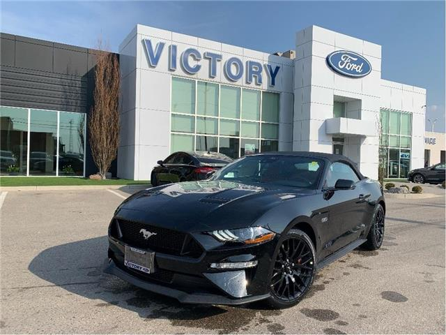 2021 Ford Mustang GT Premium (Stk: VMU20065) in Chatham - Image 1 of 17