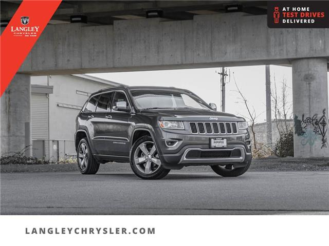 2014 Jeep Grand Cherokee Limited (Stk: M688812A) in Surrey - Image 1 of 24