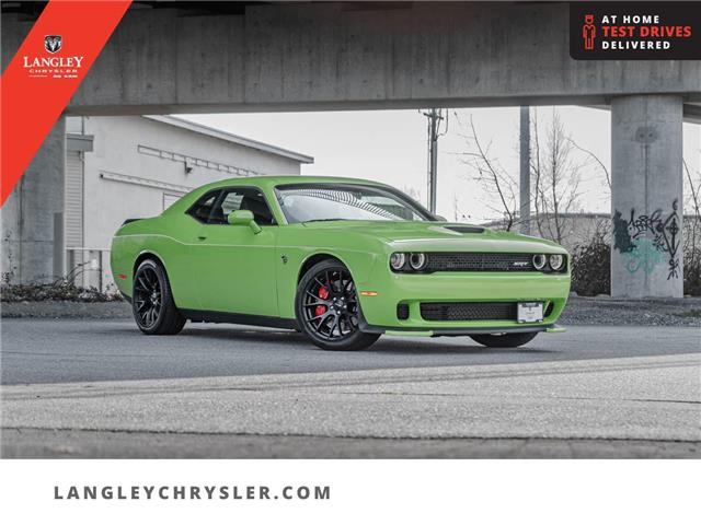 2015 Dodge Challenger SRT Hellcat (Stk: LC0750) in Surrey - Image 1 of 25