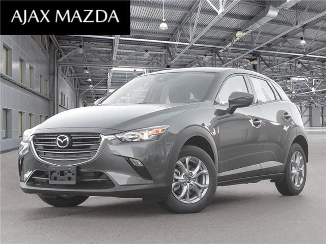 2021 Mazda CX-3 GS (Stk: 21-1429) in Ajax - Image 1 of 23