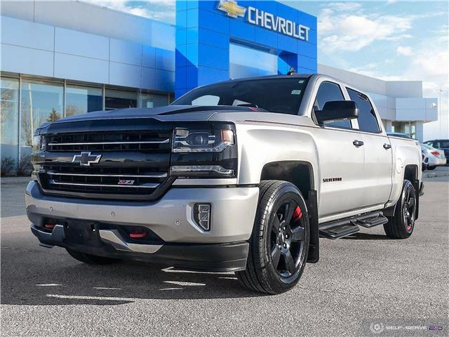 2017 Chevrolet Silverado 1500  (Stk: F3W23Y) in Winnipeg - Image 1 of 27