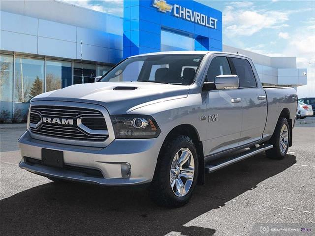 2018 RAM 1500 Sport (Stk: F3WK9Y) in Winnipeg - Image 1 of 26