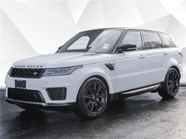 2021 Land Rover Range Rover Sport HSE Silver Td6 (Stk: RR63709) in Windsor - Image 1 of 24