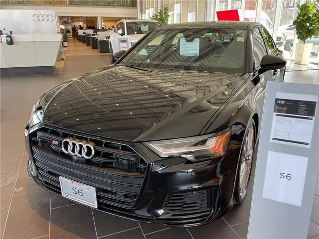 2021 Audi S6 2.9T (Stk: 210374) in Toronto - Image 1 of 5