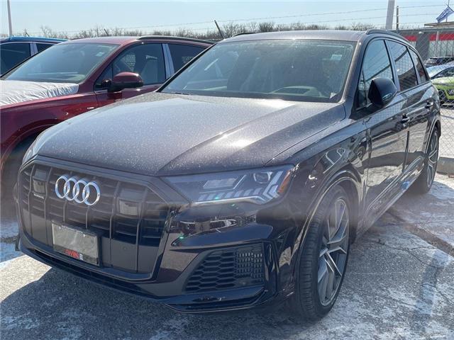 2021 Audi Q7 55 Technik (Stk: 210553) in Toronto - Image 1 of 5