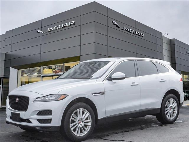 2018 Jaguar F-PACE 35t Prestige (Stk: TJ45451) in Windsor - Image 1 of 25