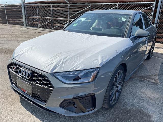2021 Audi S4 3.0T Progressiv (Stk: 210595) in Toronto - Image 1 of 5