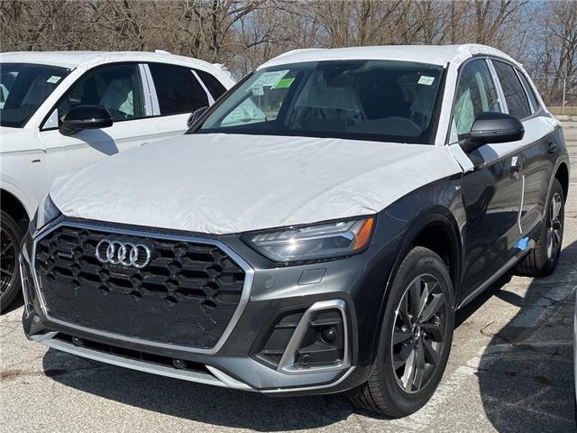2021 Audi Q5 45 Technik (Stk: 210662) in Toronto - Image 1 of 5