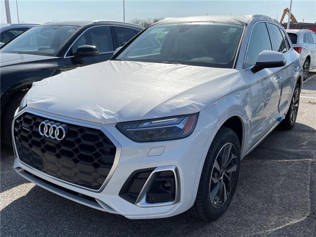 2021 Audi Q5 45 Technik (Stk: 210663) in Toronto - Image 1 of 5