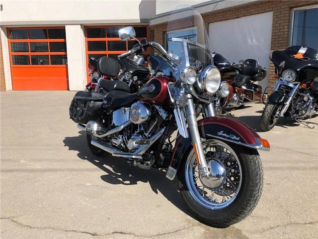 2002 Harley-Davidson Heritage Softail Classic  (Stk: FLSTCI-02-4771) in Saskatoon - Image 1 of 9