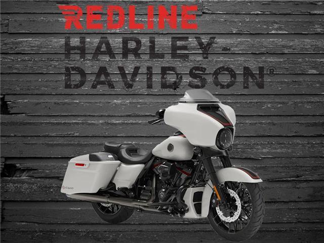 New 2021 Harley-Davidson FLHXSE - CVO™ Street Glide™   - Saskatoon - Redline Harley Davidson