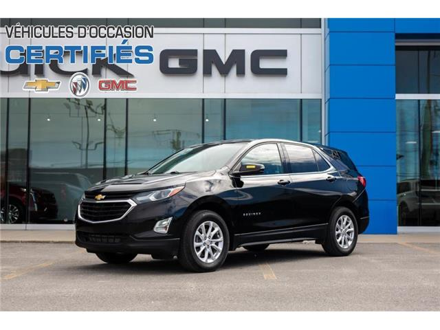 2018 Chevrolet Equinox LT (Stk: M0230A) in Trois-Rivières - Image 1 of 25