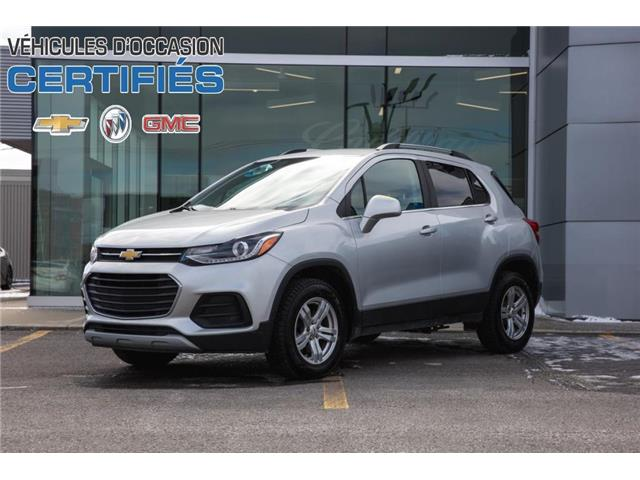 2017 Chevrolet Trax LT (Stk: M0060A) in Trois-Rivières - Image 1 of 27