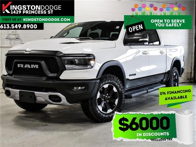 2021 RAM 1500 Rebel (Stk: 21T082) in Kingston - Image 1 of 30