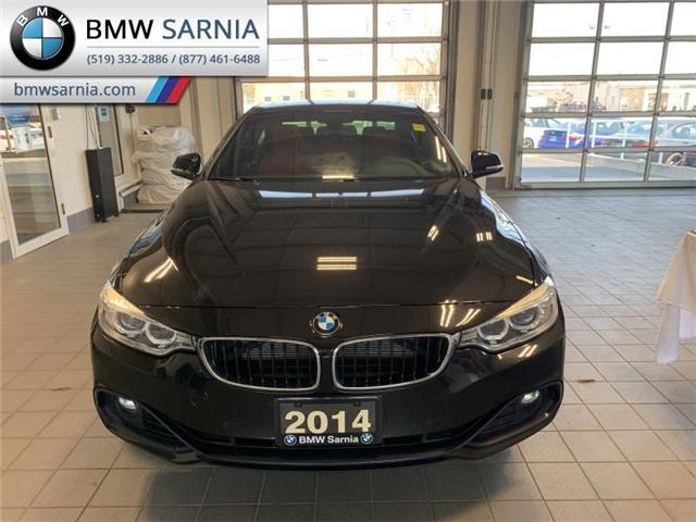 2014 BMW 428i xDrive (Stk: BU858) in Sarnia - Image 1 of 10