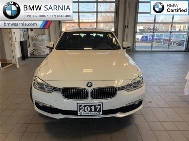2017 BMW 330i xDrive (Stk: BU862) in Sarnia - Image 1 of 10