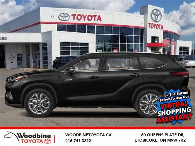 2021 Toyota Highlander Hybrid Limited (Stk: 21-360) in Etobicoke - Image 1 of 1