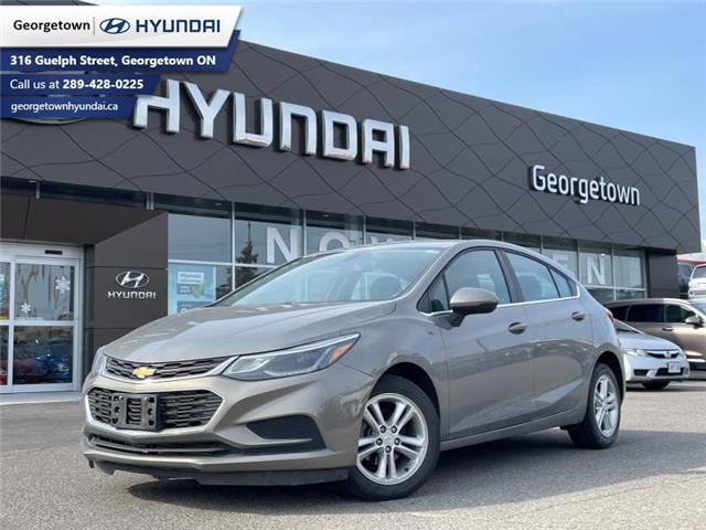 2018 Chevrolet Cruze LT Auto (Stk: 1091A) in Georgetown - Image 1 of 25